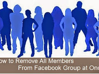 Menghapus Anggota Group Facebook Sekaligus