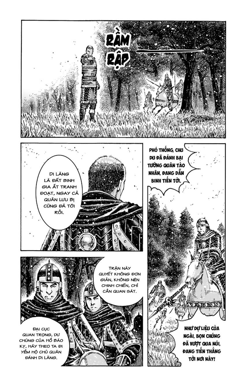 Hỏa phụng liêu nguyên Chương 491: Anh hùng đồng lộ trang 8