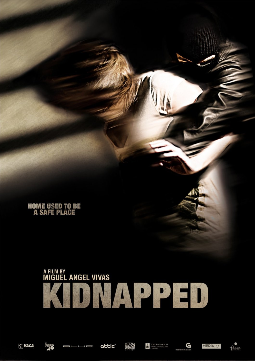 Kidnapped t