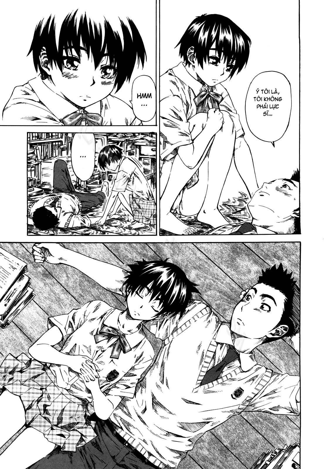 Hình ảnh 053kanojo ga koibito wo suki in Hãy thức tỉnh thú tính dâm dục trong em