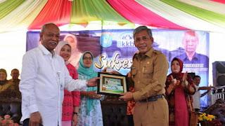 H Iskandar Bakal Terima Penghargaan Tertinggi Bidang KB