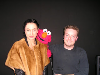 Medina Elmo og Thomas Roos