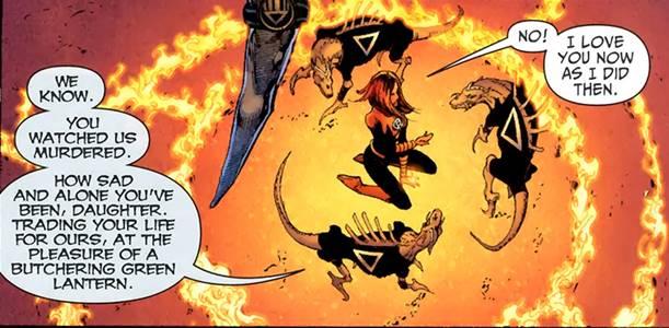 Mengenal Karu-Sil, Anggota Wanita Sinestro Corps dari Sector-2815