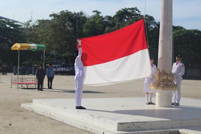 ASN Kemenag Tanjungbalai Hadiri Upacara Peringatan HANI Tahun 2017