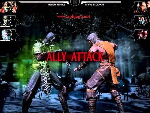 Download Mortal Kombat Project 4 5