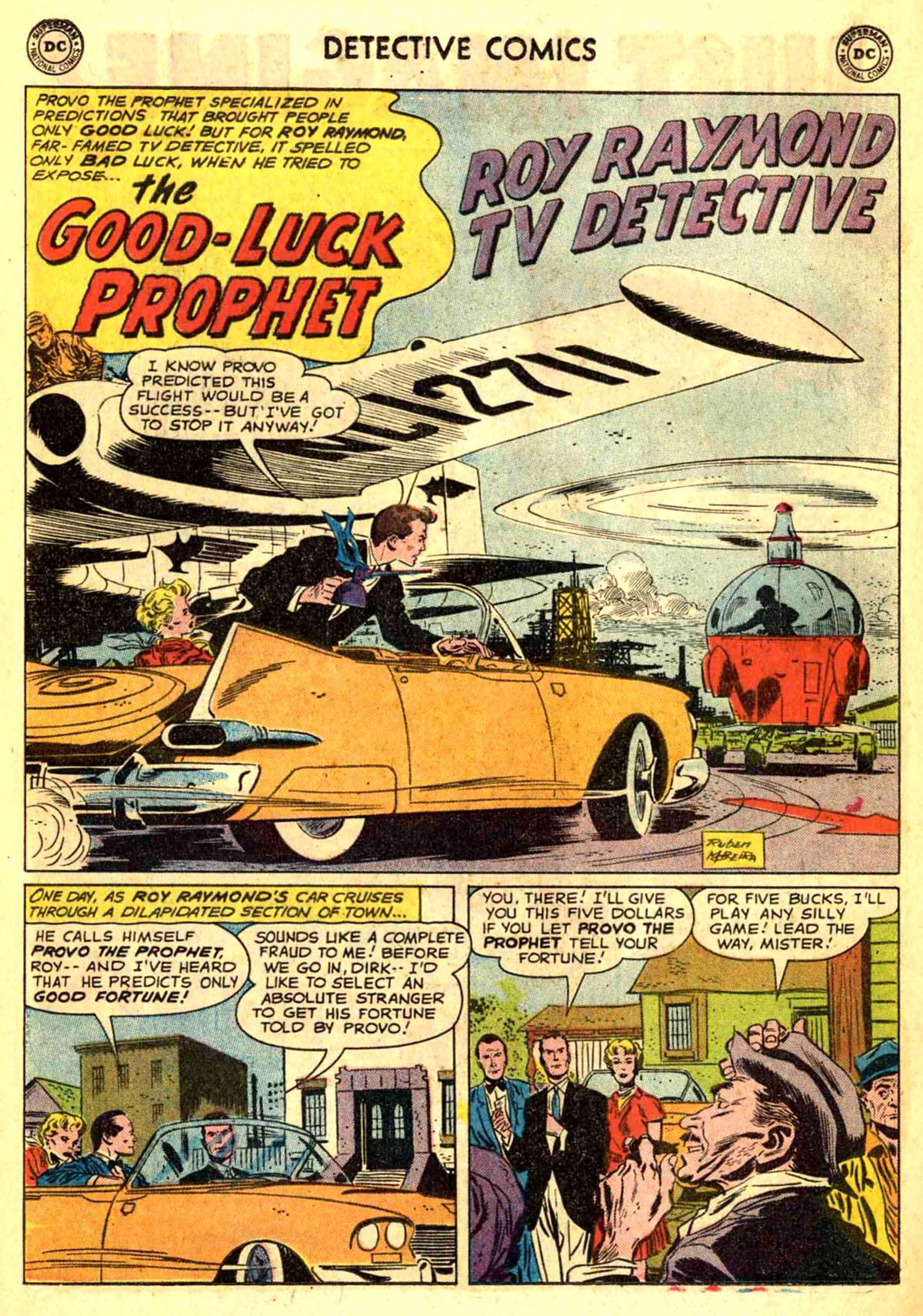 Detective Comics (1937) 285 Page 17