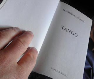 """""""Tango"""" Sławomir Mrożek"""