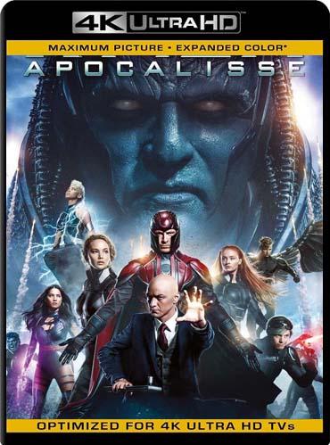 X-Men: Apocalipsis (2016) 4K HDR Latino [GoogleDrive] SilvestreHD