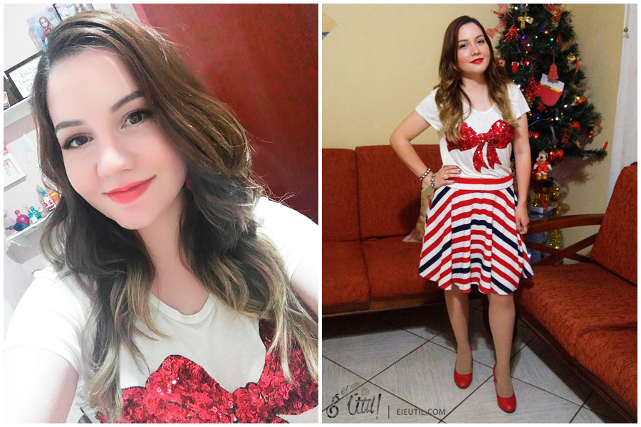 Look da Ana: Final de Ano!