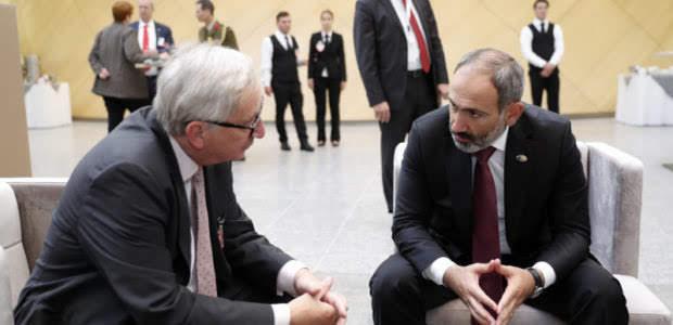 Europa  promete apoyo a las reformas en Armenia
