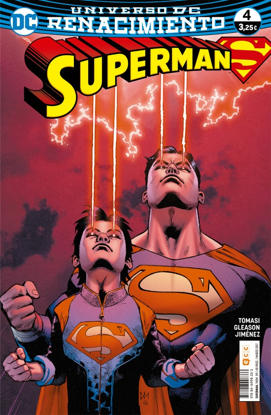 Superman Vol. 01: El Hijo de Superman, de Gleason y Tomasi