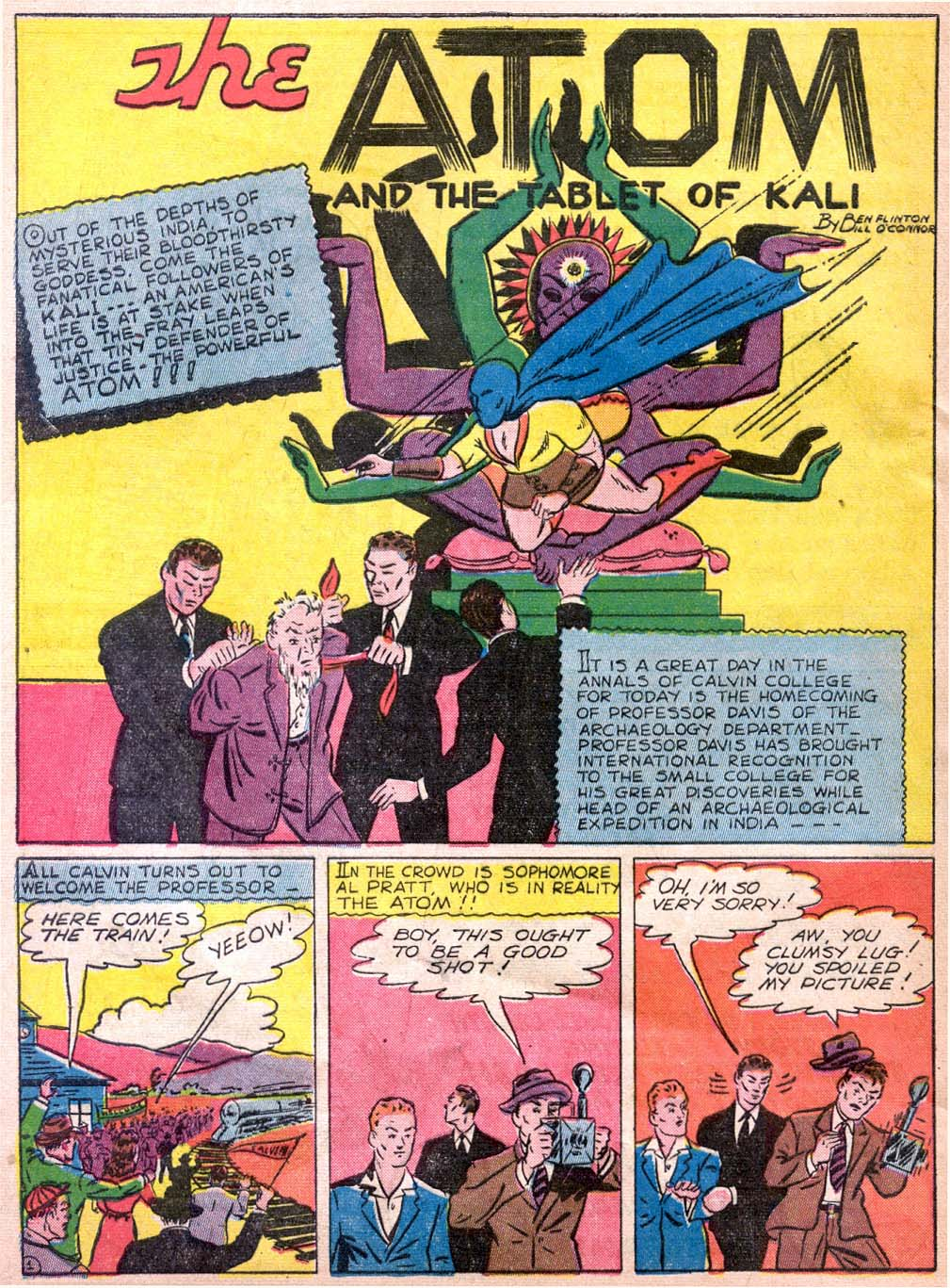 Read online All-American Comics (1939) comic -  Issue #32 - 54