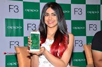 Bollywood Actress Adah Sharma Pos in White Printed Short Dress at OPPO F3 Plus Selfie Expert Mobile Launch .COM 0100.jpg