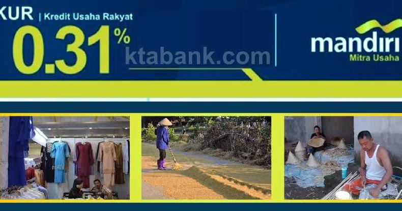 Tabel Kur Mandiri 2019 Bunga 0 31 Rp 5 Rp 200 Juta Kta Bank 2020