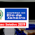 Governo do RJ abre Processo Seletivo com 621 vagas para Professores temporários. Salários até R$ 3 mil.