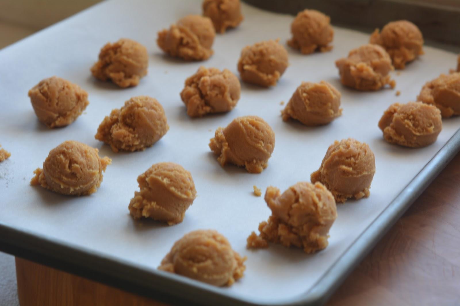 Amazing 3 Ingredient Butter Cookies