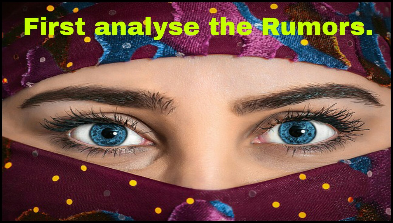 How To Face Rumors with Confidence - Best Way to Face Rumors