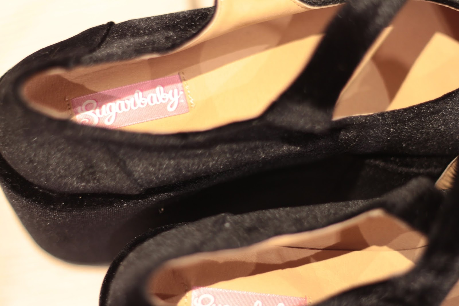 sugarbaby ballet boppers noire review