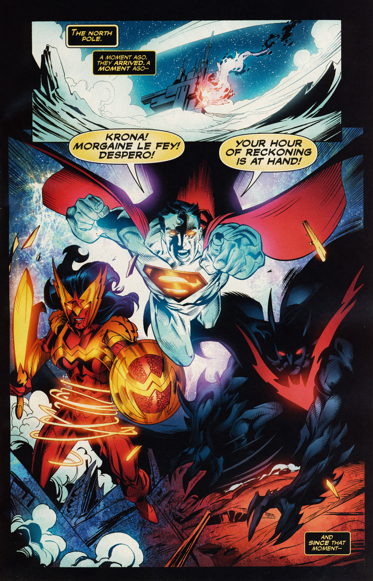 Read online Trinity (2008) comic -  Issue #47 - 3