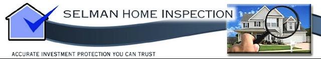 Selman Home Inspections Company Logo