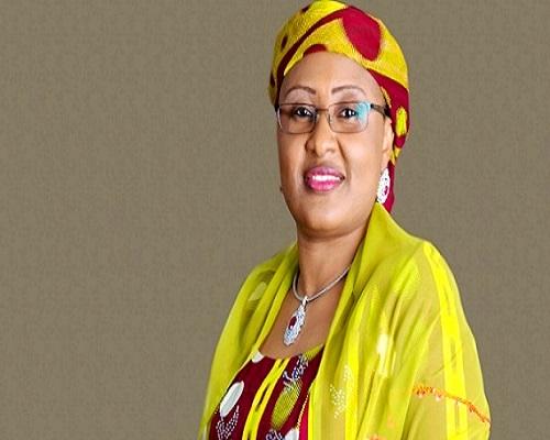 Aisha Buhari accepts new appointment (DETAILS)