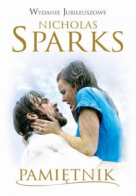 Pamiętnik . Sparks Nicholas recenzja