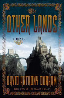http://www.sffworld.com/2013/12/lands-acacia-book-2-david-anthony-durham/