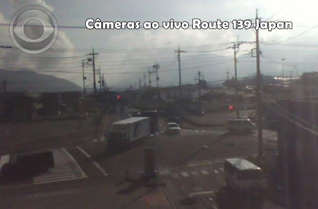 câmera ao vivo route 139 japan