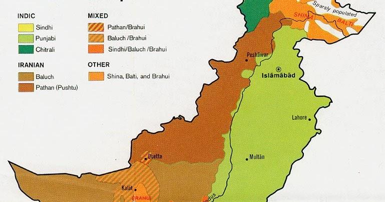 Ethnic groups in Pakistan