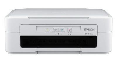 Epson Colorio PX-045Aドライバーダウンロード