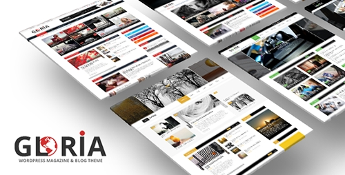 Download Free Gloria Responsive WordPress Theme v.2.1 – ThemeForest | Gloria v2.1 – Responsive News Magazine Newspaper WordPress Theme (Last Updated on 31st December 2016) is a modern WordPress Theme which lets you smoothly write articles and blog posts with ease. We offer great support and friendly help! The Gloria WordPress Template is fully excellent for a News, Magazine, Newspaper, Lifestyle or Review site. It also supports best videos from YouTube, Vimeo and then features a rating system. It also uses the best clean SEO practices for better Search Engine Optimization, and on top of that, it's fast, simple, and easy to use. In addition, Developers have the theme complete integrated with latest bbPress Forum and WooCommerce. So far, you will also have access to lifetime updates at no extra cost.