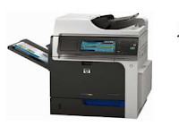 HP LaserJet CM4540f Printer Driver Support Download