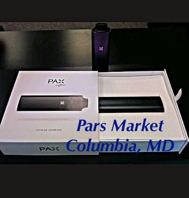 Pax 1 out of the box at Pars Market Columbia Maryland 21045