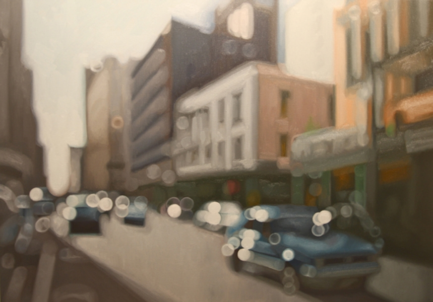09-Glint-Street-Return-in-Studio-Philip-Barlow-No-Need-to-adjust-your-Screen-Paintings-out-of-Focus-www-designstack-co