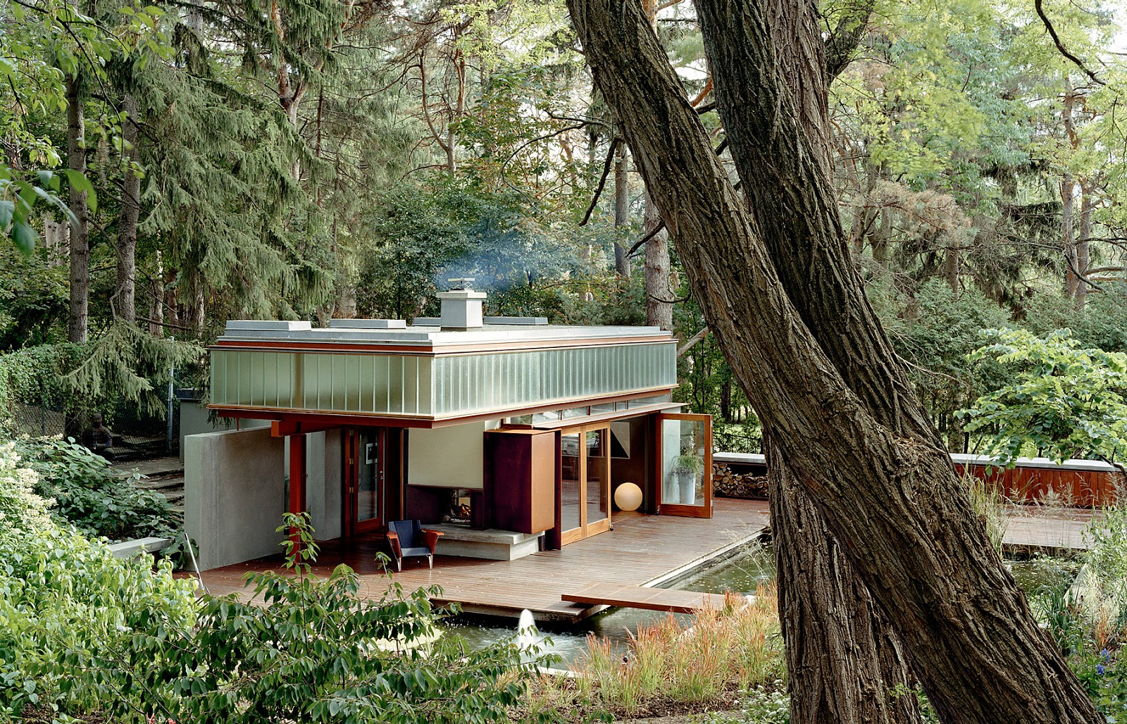 Ravine Guest House [architectural digest]