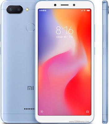 Perbedaan Spesifikasi Xiaomi Redmi 6 dengan Redmi 6A dan Harga
