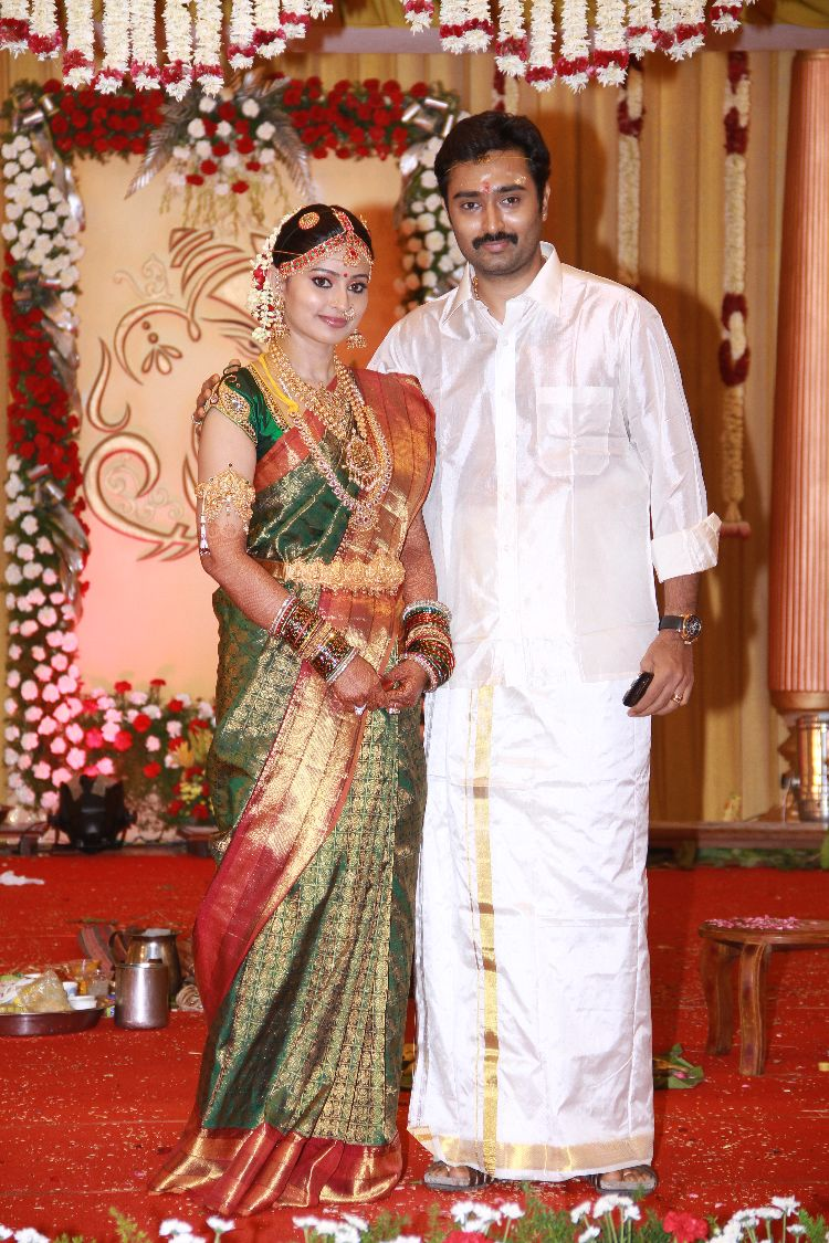 Sneha And Prasanna Wedding