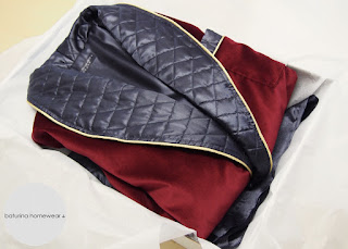 mens luxury robe long burgundy red velvet classic dressing gown grey gray quilted shawl lapel housecoat gentleman