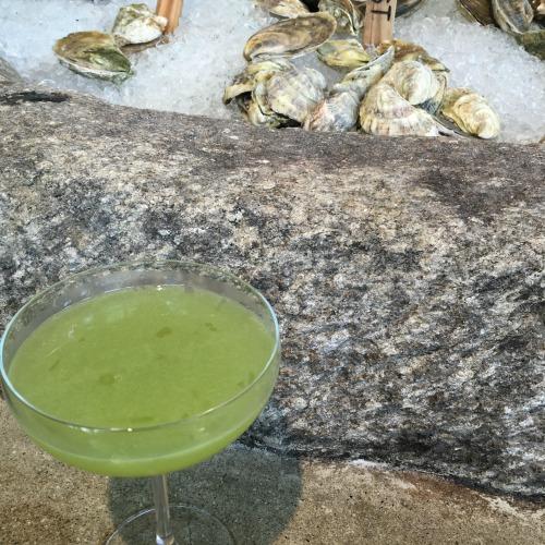 celery gin gimlet
