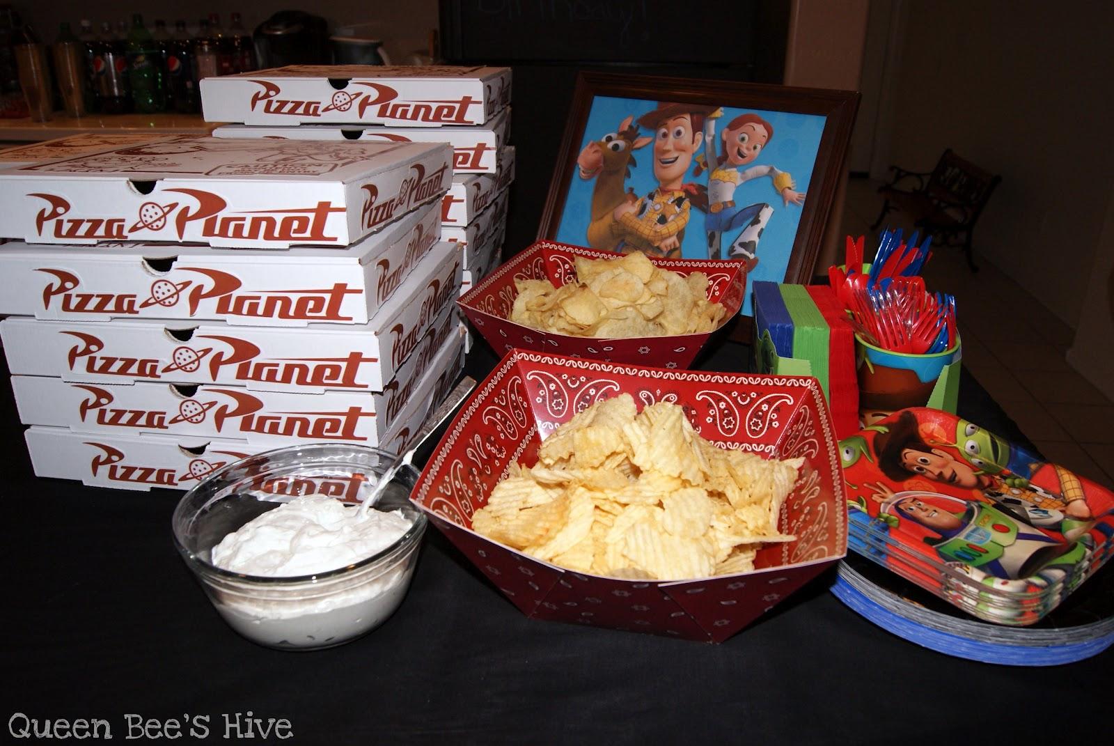 Jen A. Street: Toy Story Party!