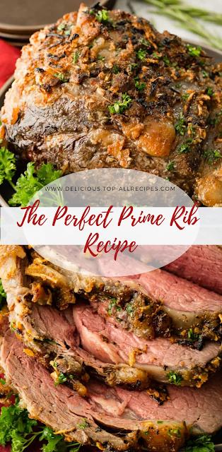The Perfect Prime Rib Recipe