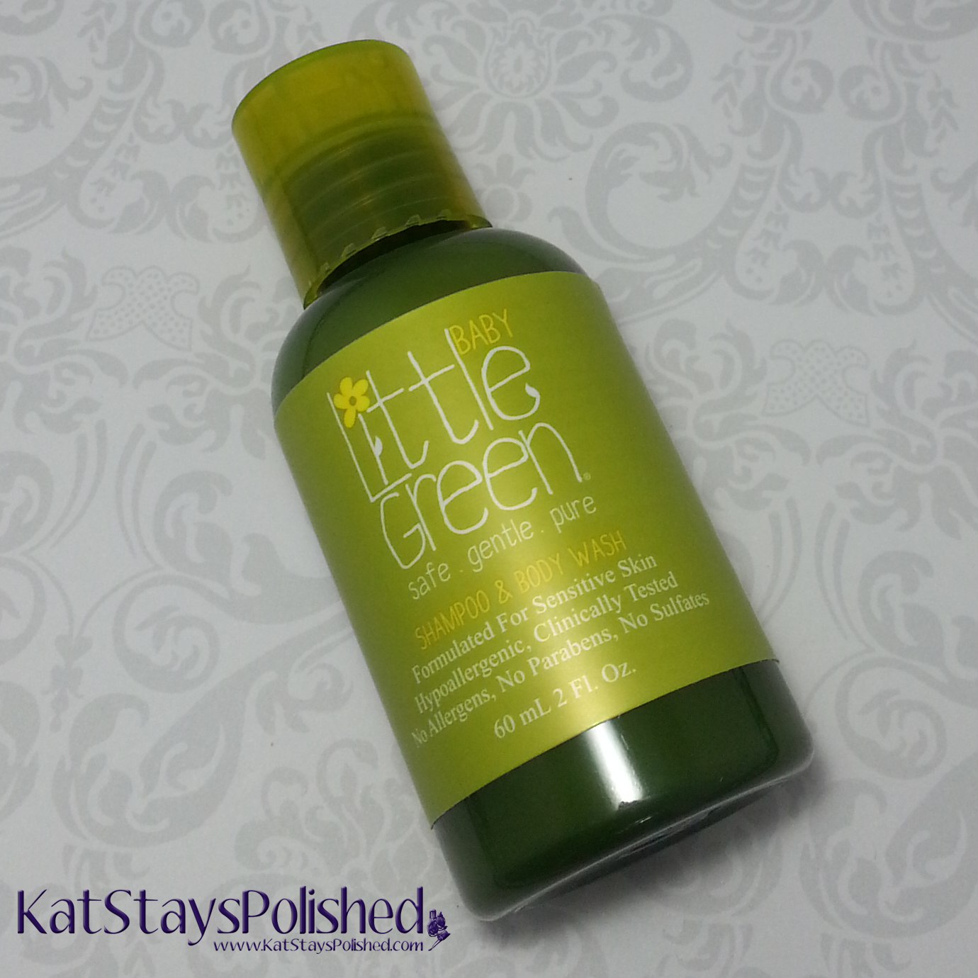 Little Green Essential Set for Baby | Kat Stays Polished