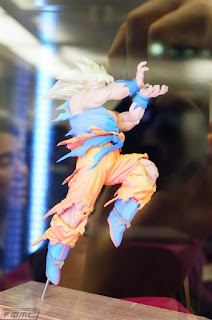 Figuras de Dragon Ball Z mostradas en la 50th Prize Fair - Banpresto
