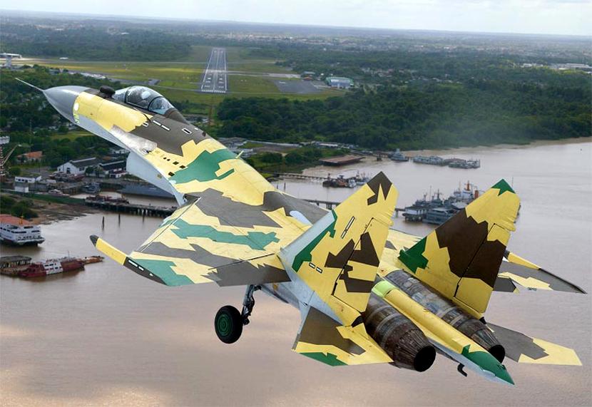 Sukhoi Su-35 'Flanker-E'