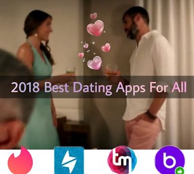 2018 Best Dating App for Both Boys and Girls