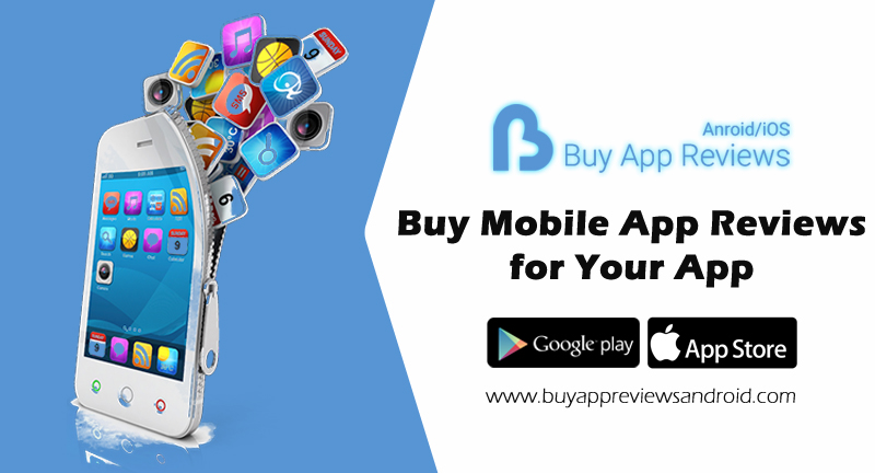 Buy Mobile App Reviews for Your App