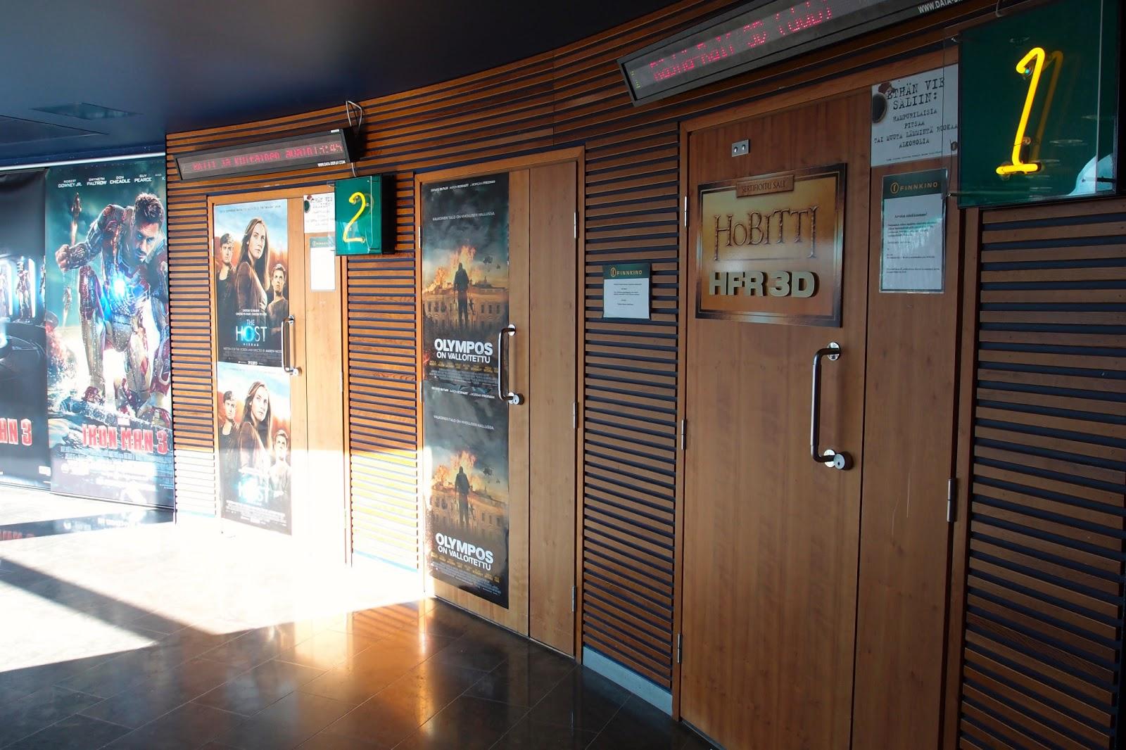 Finnkino - Ohjelmisto - Kinopalatsi, turku