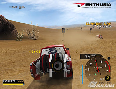 Enthusia Professional Racing (PS2) 2005