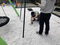 桃園市平鎮區東勢國小 幼兒園共融式遊戲設施採購