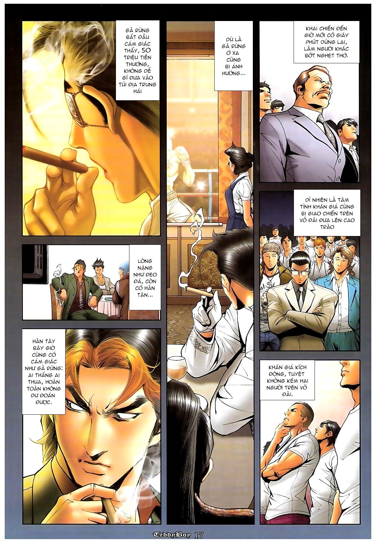 Người Trong Giang Hồ - Chapter 1250: Tối Cường vs Tối Cường 2 - Pic 15